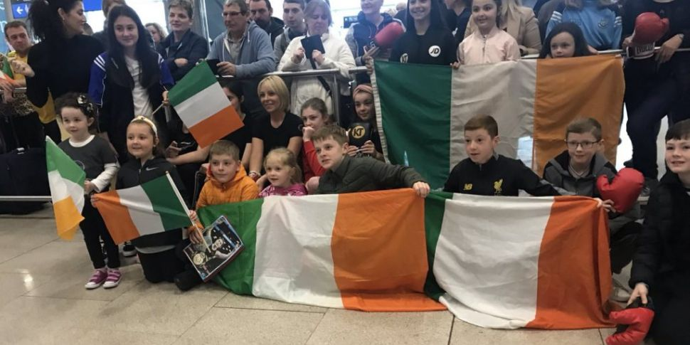 Katie Taylor Thrills Fans With...