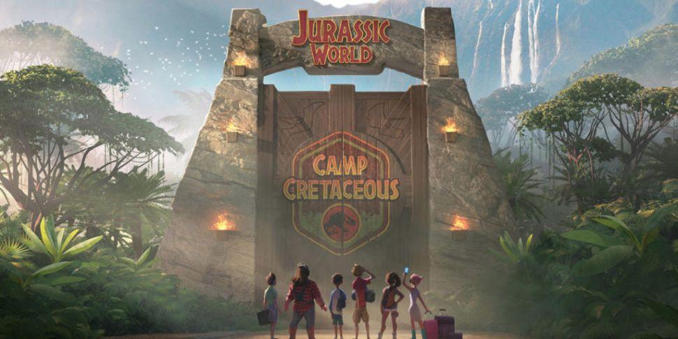 An All New Jurassic World TV S...