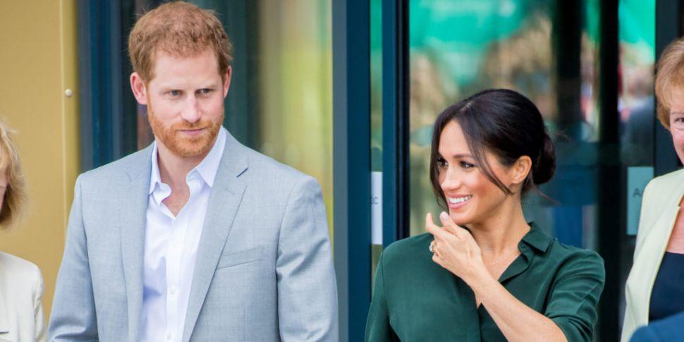 Meghan Markle & Prince Harry S...
