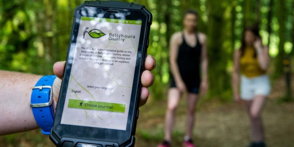 Ballyhoura Trails Guide App Ha...