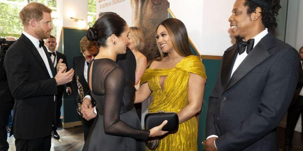 Beyonce & Meghan Markle Talk P...