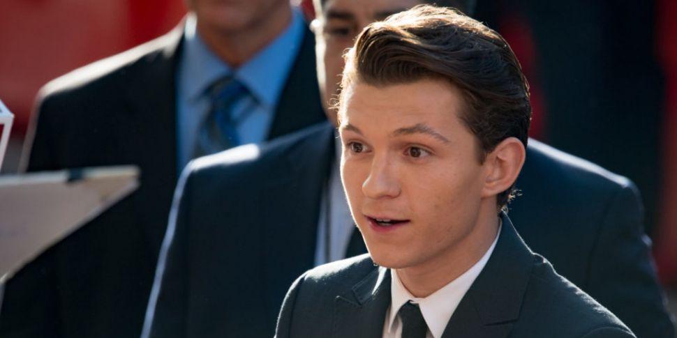 Spider-Man's Tom Holland Spark...