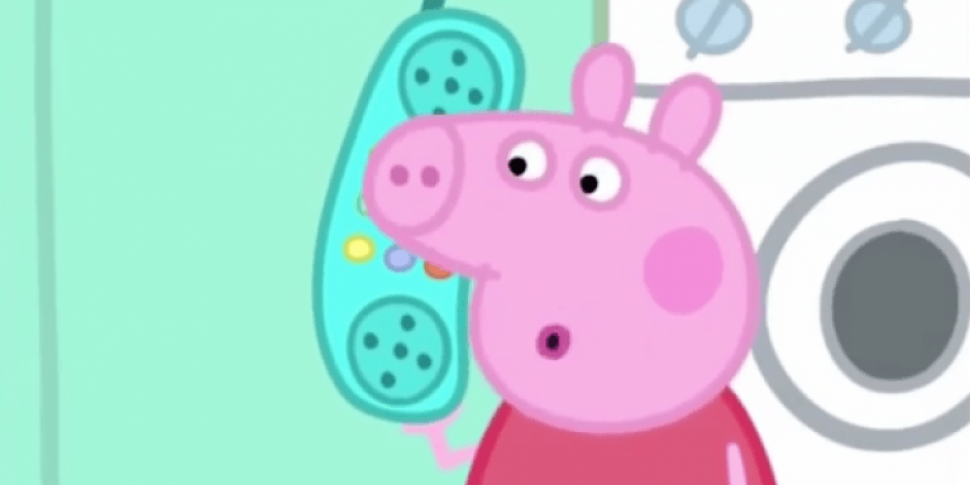 Apparently Peppa Pig Is 7Ft Ta...