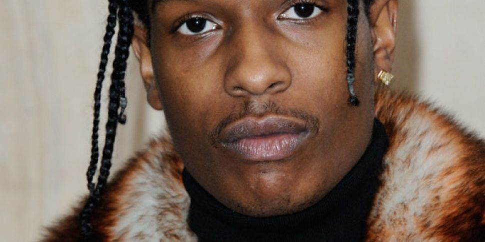 A$AP Rocky Found Guilty Of Ass...