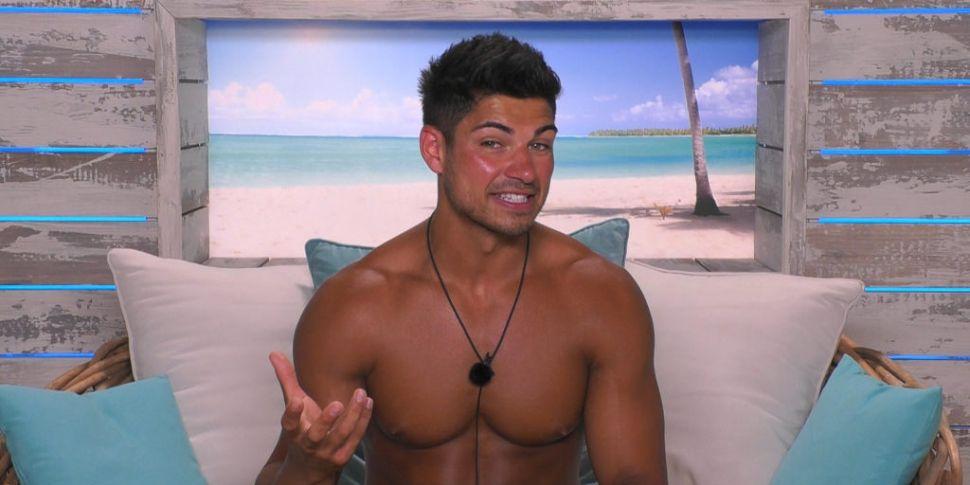 Love Island's Anton Says Greg...