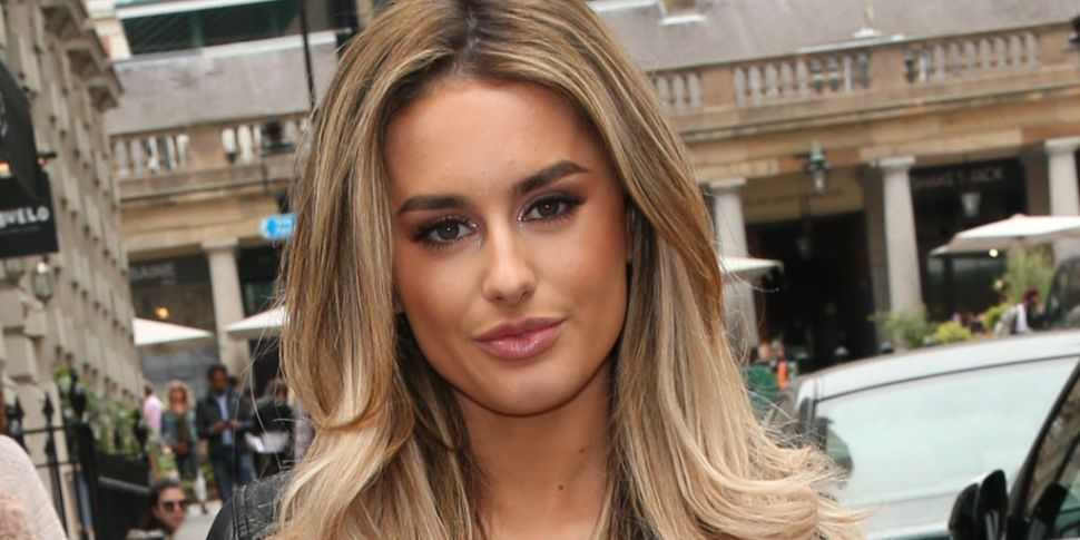 Amber Davies Lashes Back After...