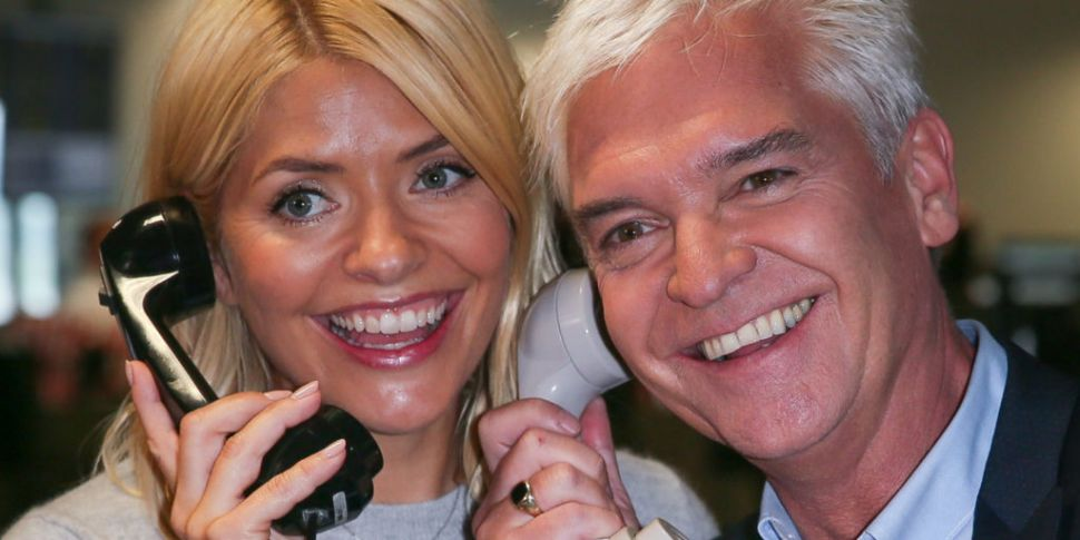 Phillip Schofield Brands Holly...