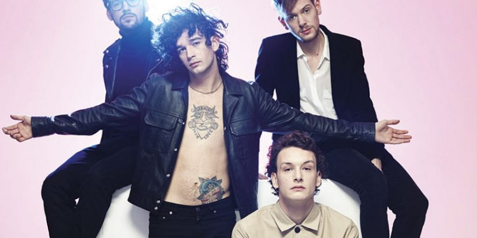 The 1975 Announce 3Arena Gig F...
