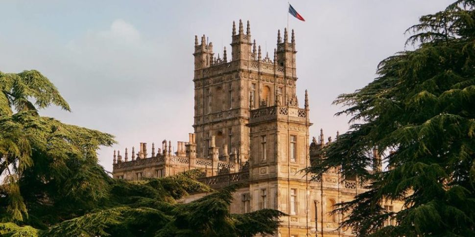 Downton Abbey's Highclere Cast...