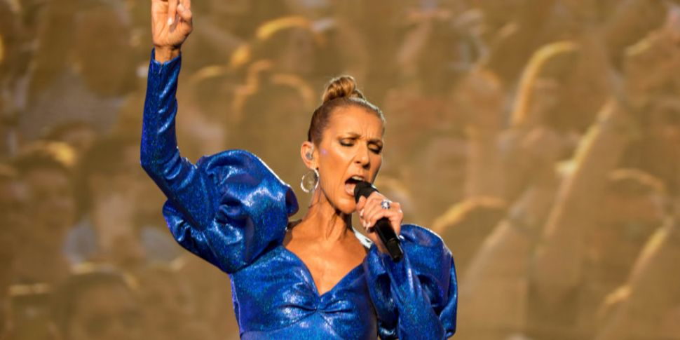 Celine Dion To Play Two Irish...