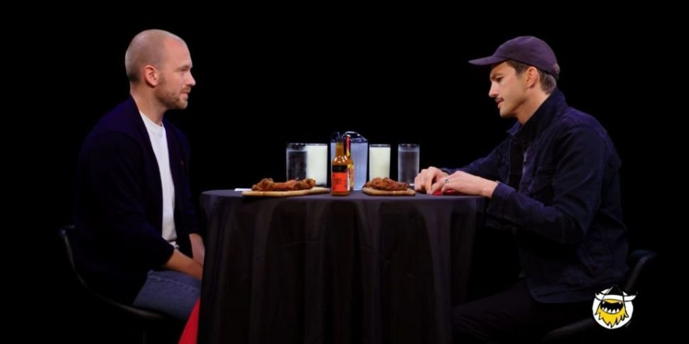 Watch: Ashton Kutcher Take On...