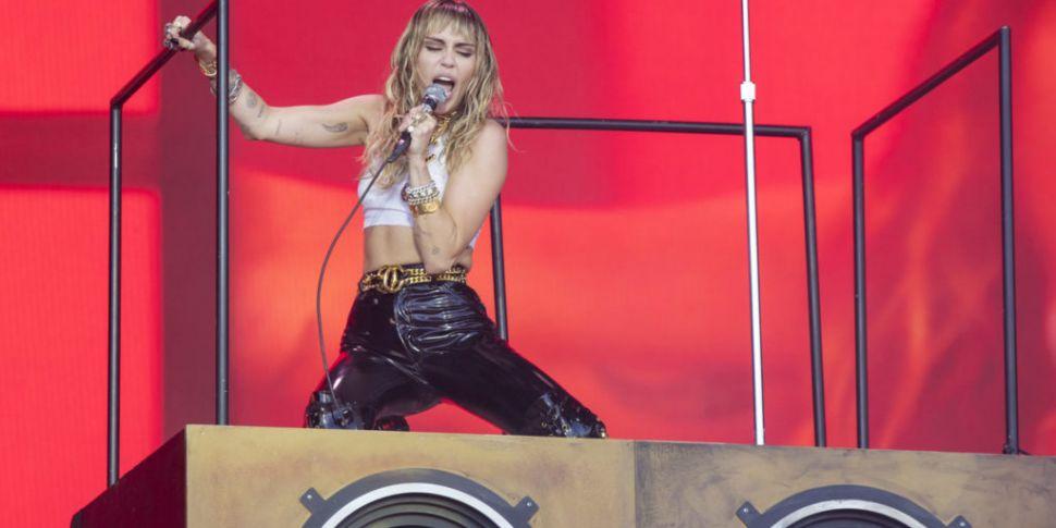 Miley Cyrus Making New Music F...