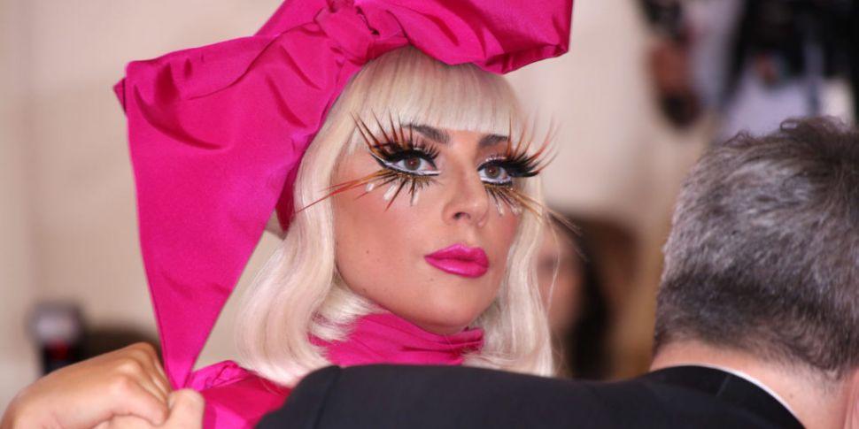 WATCH: Lady Gaga Jumps Into Th...
