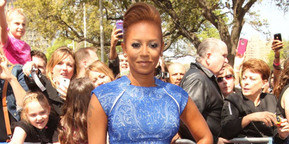 Mel B Opens Up About How Her E...