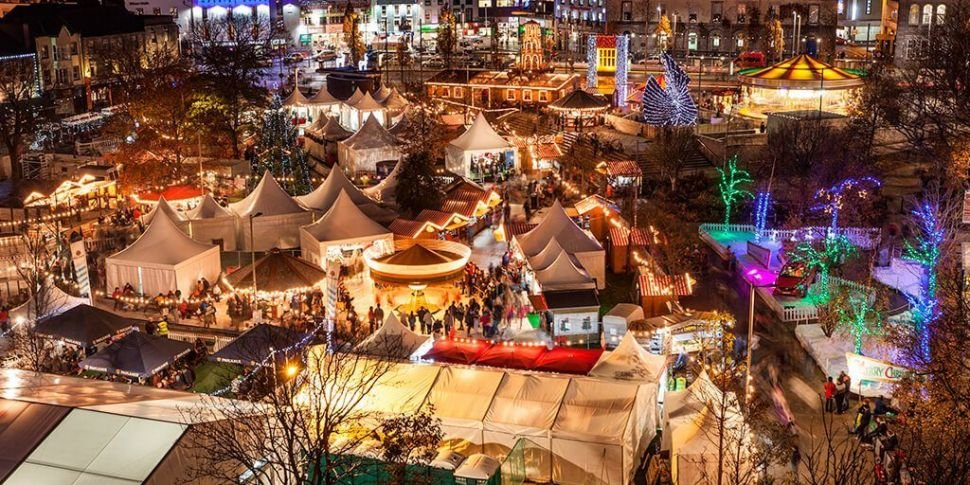 Galway Christmas Market Return...