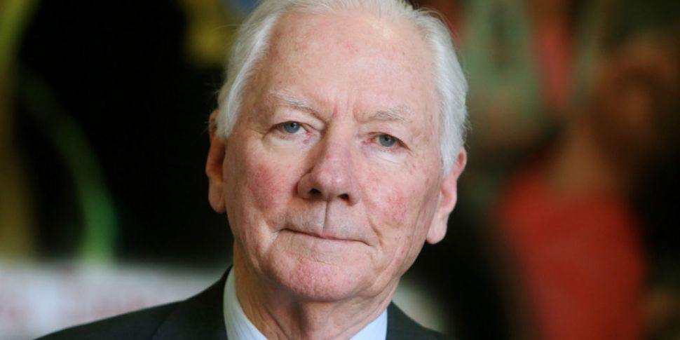 Gay Byrne Has Died At The Age...
