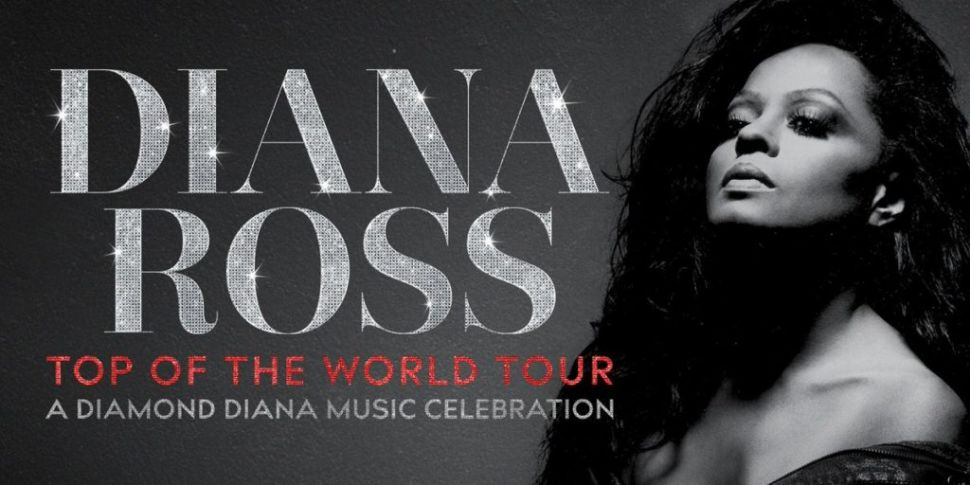 Diana Ross Announces Two Irish...