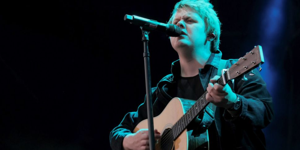 Lewis Capaldi Releases New Tra...