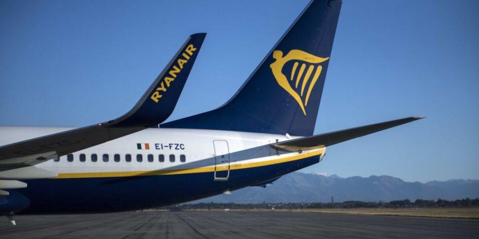 Ryanair Have A Massive Seat Sa...