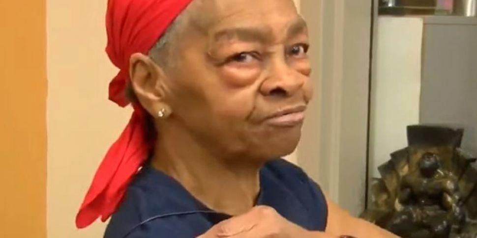 82-Year-Old Bodybuilder Fights...