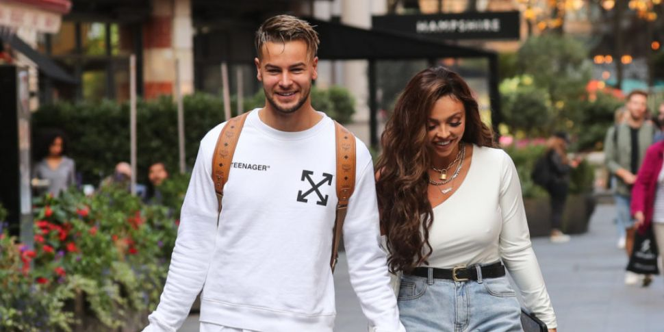 Jesy Nelson Sparks Engagement...