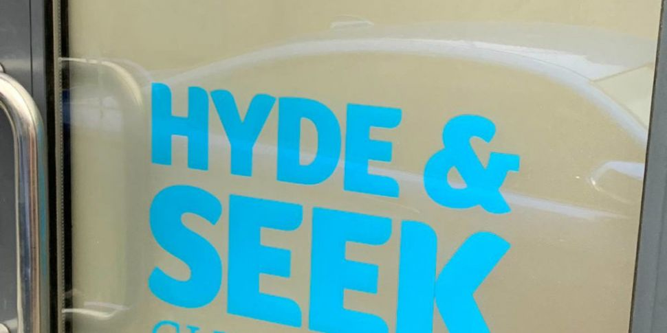 Hyde And Seek Creches Ordered...