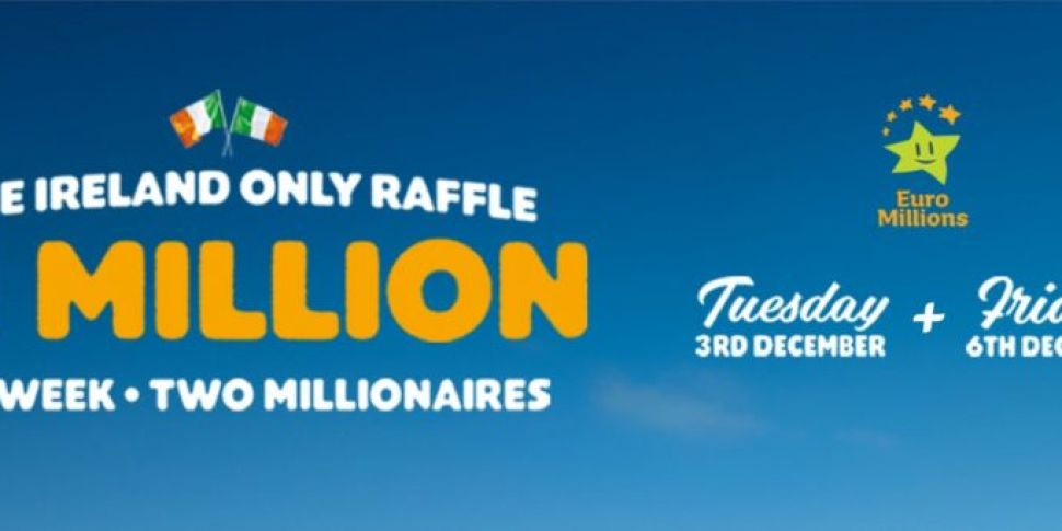 There's A New Irish Millionair...