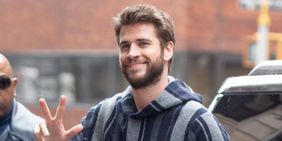 Liam Hemsworth Goes Public Wit...