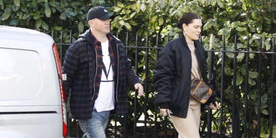 Channing Tatum & Jessie J Spot...