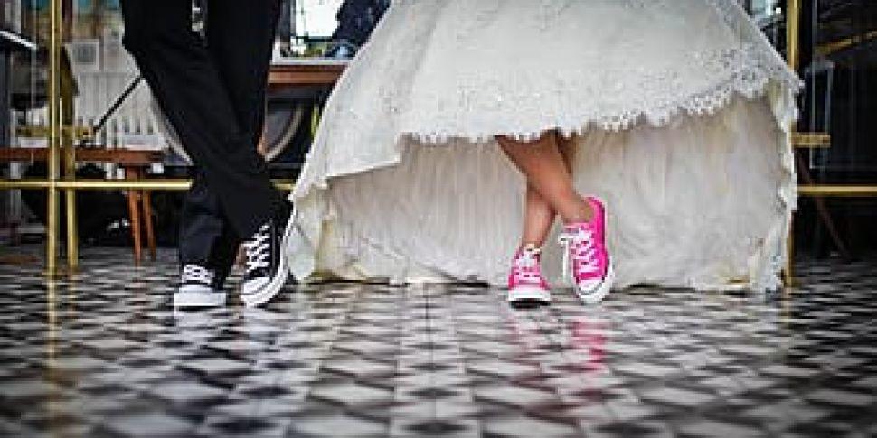 Converse Now Have A Wedding Co...