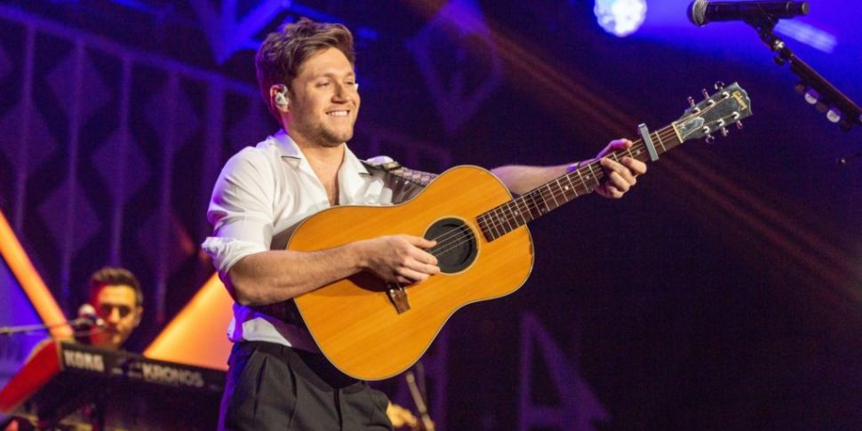 Niall Horan Drops Brand New Tr...