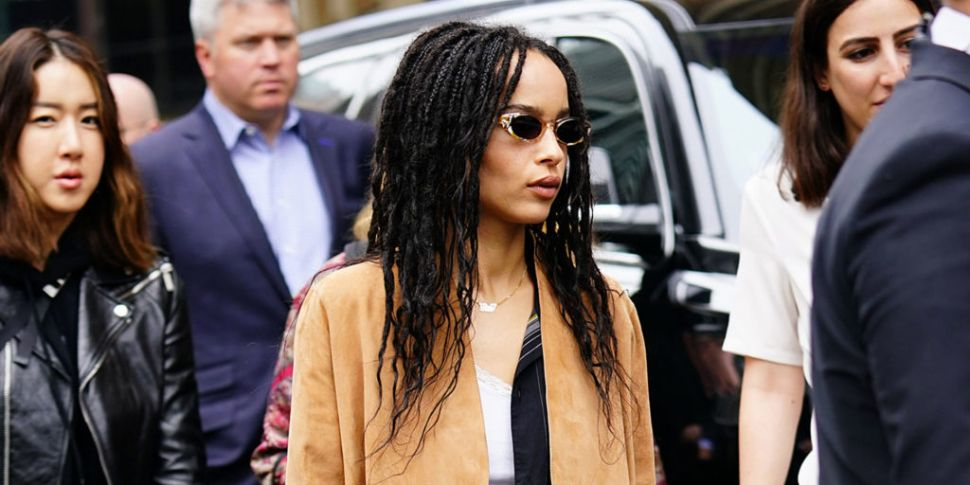 Zoe Kravitz Opens Up About Wha...
