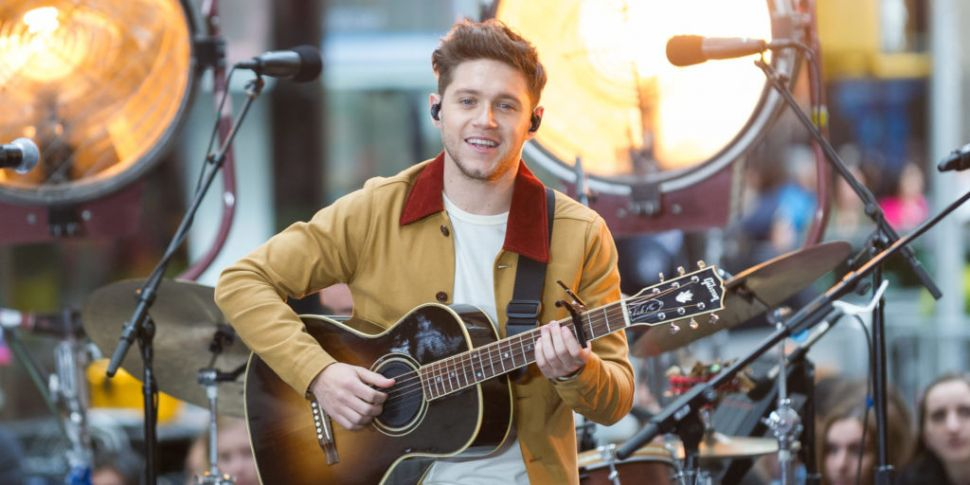 Niall Horan Adds Extra Date At...