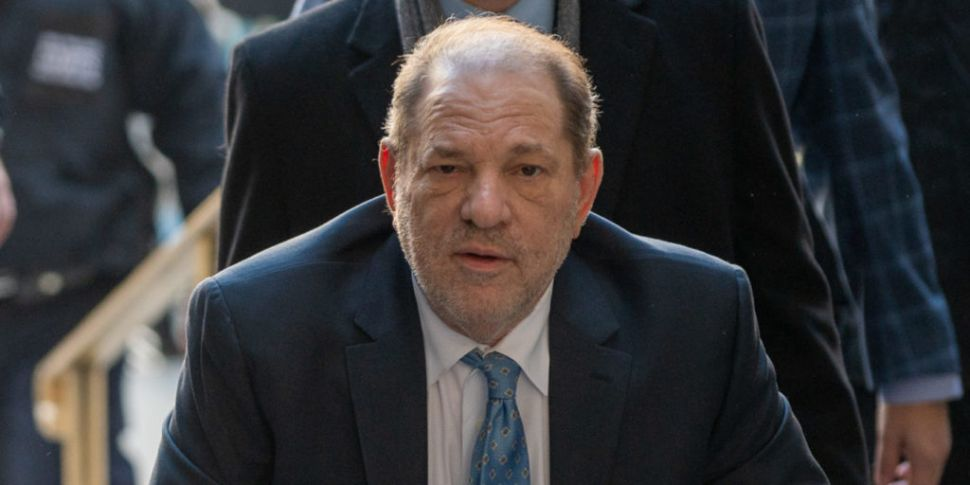 Harvey Weinstein Sentenced To...