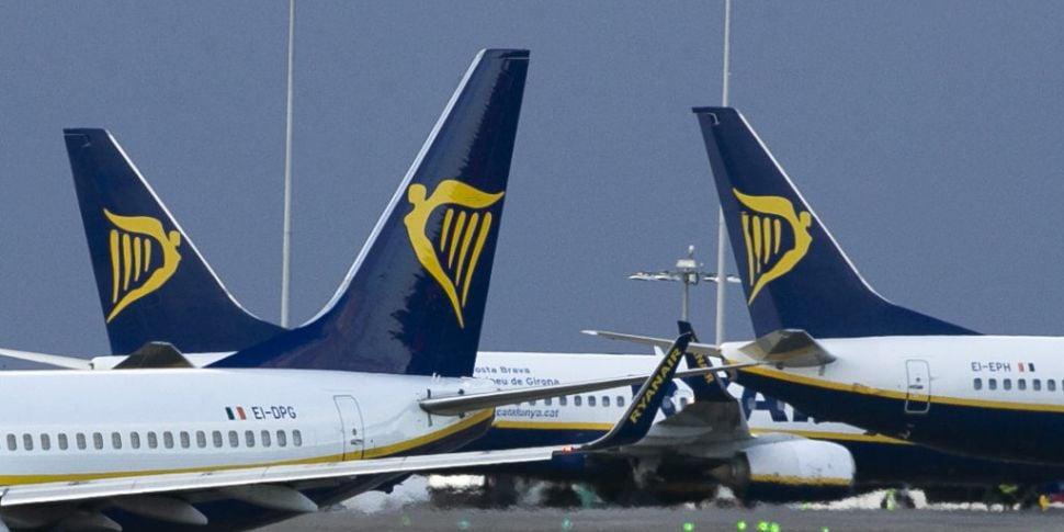 Ryanair Plans To Resume 40% Of...