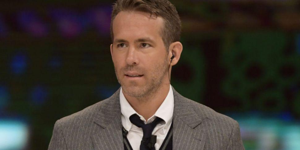 WATCH: Ryan Reynolds Hilarious...