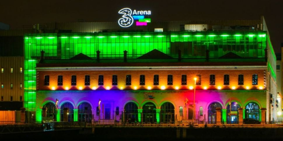 Dublin's 3Arena Have Postponed...