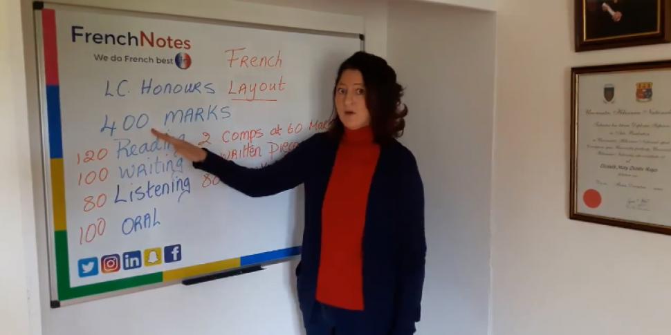 Limerick French Teacher To Liv...