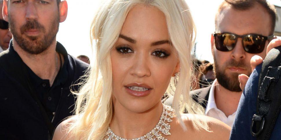 WATCH: Rita Ora's Instagram Li...