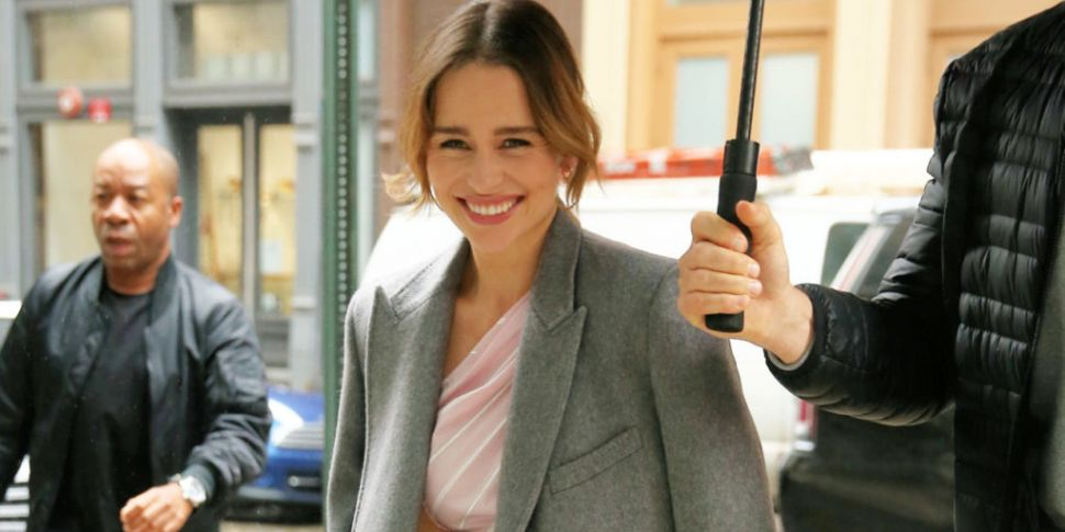 Emilia Clarke Is Giving Fans T...