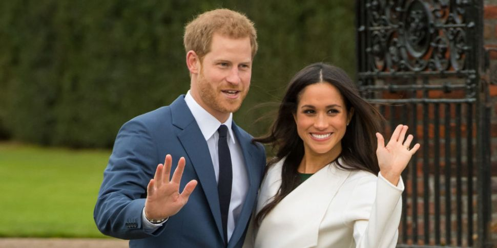 Duke And Duchess Of Sussex Wel...
