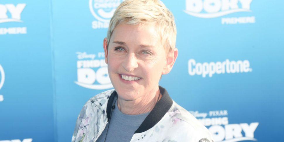 Ellen DeGeneres Crew Members R...