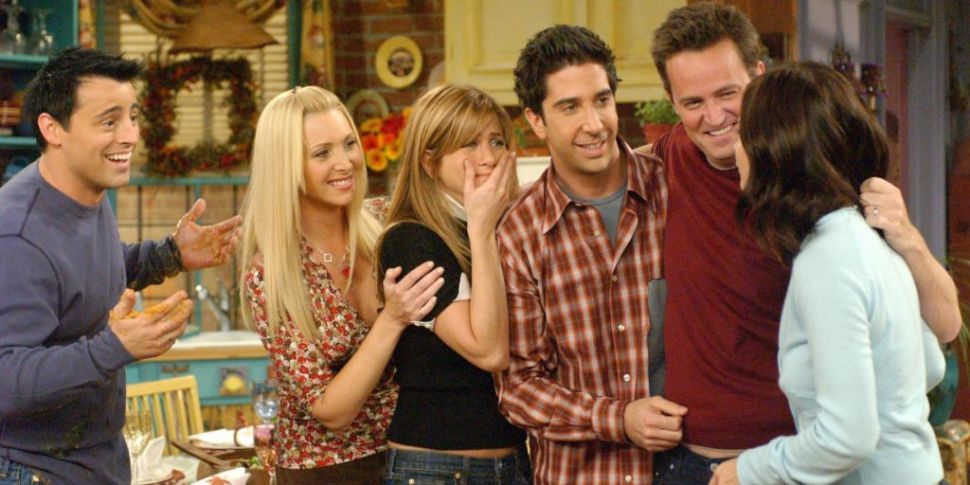 Friends Cast Offer One Lucky F...