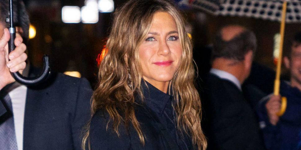 WATCH: Jennifer Aniston Shares...