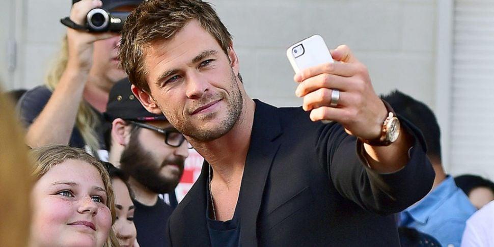 Chris Hemsworth Recalls 'Scary...