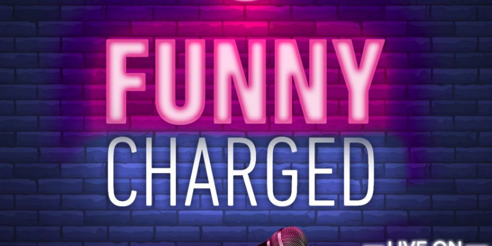 Funny Charged with Alison Spit...