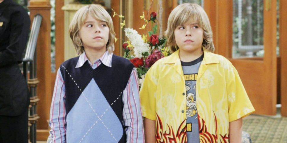 WATCH: Cole Sprouse Opens Up A...