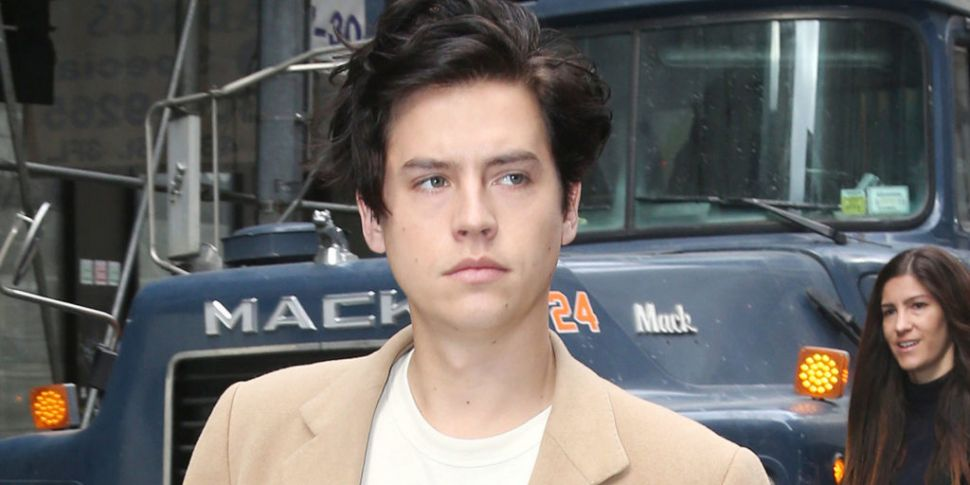 Cole Sprouse Reveals He Was Ar...