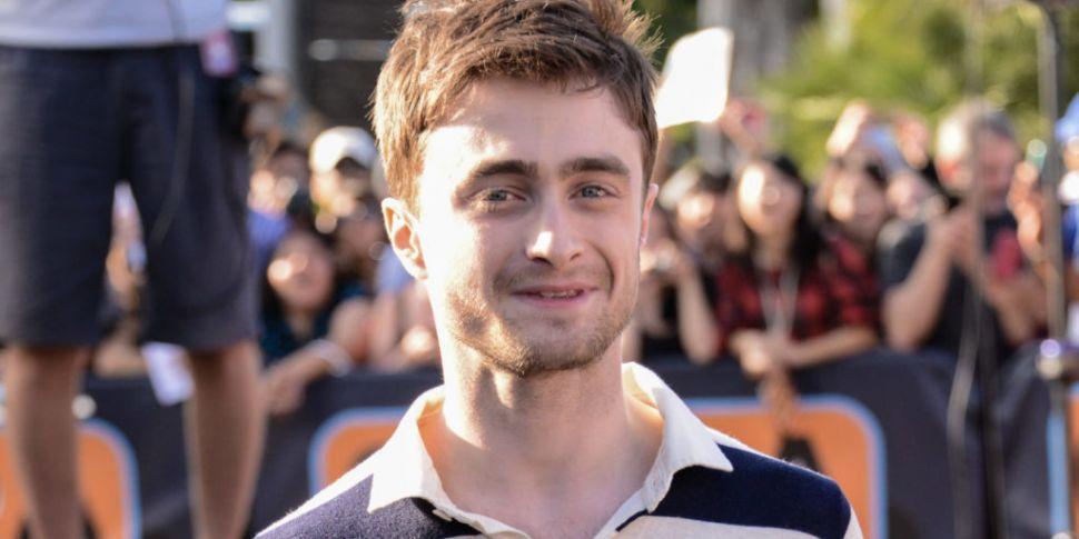 Daniel Radcliffe Reacts To J.K...