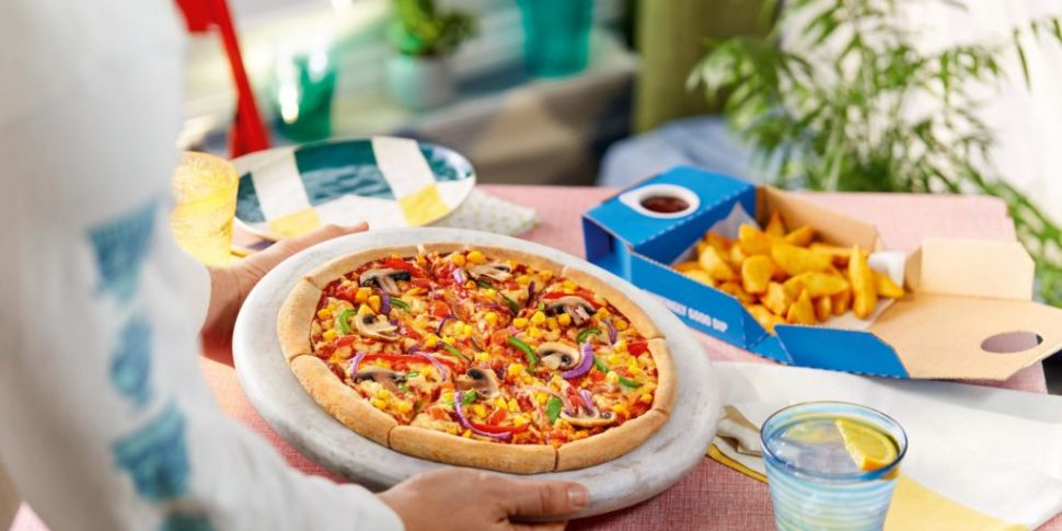 Domino's Is Trialing A New Veg...
